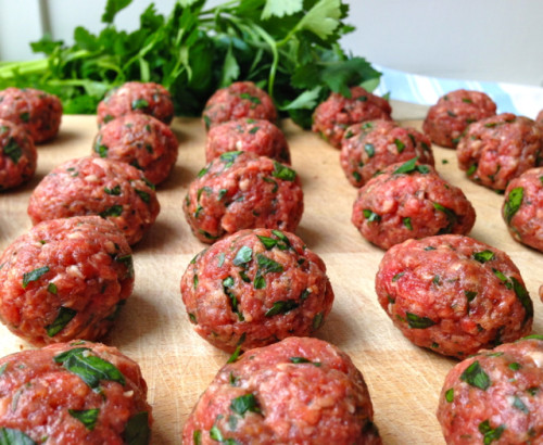 italian meat balls 2